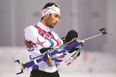 Fourcade the force as tighter doping rules set