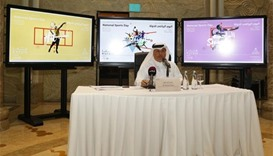 Katara to host 80 athletic activities on Sport Day