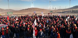 Workers at Escondida ready for long strike
