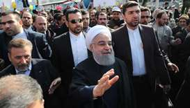 Iran's Rouhani calls for 'year of unity' after protests