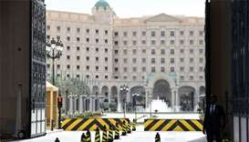 Riyadh's Ritz hotel reopens after corruption crackdown
