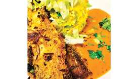 Bombay Duck is a Mumbai local favourite fish cuisine