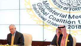 End GCC crisis as it harms regional security: Tillerson
