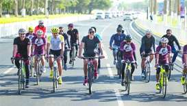 Emir leads the nation in celebrating Sport Day