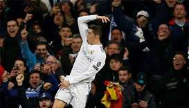 Ronaldo double as Real hit back to defeat PSG 3-1