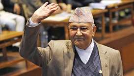 Nepal's former rebels agree to unite with ruling party