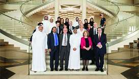 Culture minister hosts UK parliamentarians at MIA