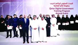 Qatar keeping pace with digital age, says minister
