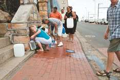 Drought-hit Cape Town learns lessons hard way