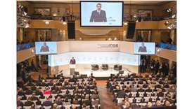 Emir's address to Munich Security Conference