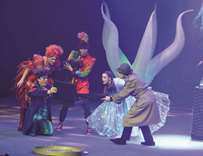 Underwater Bubble Theatre enthrals audience at QNCC