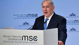 Netanyahu says Israel could act against Iran