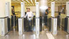 HIA plans to add 20 more e-gates this year