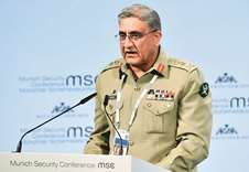 Stop blaming Pakistan for failures in Afghanistan: Bajwa to US