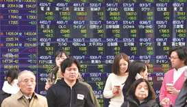 Asia markets edge up in thin trade