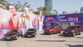 Alfardan Premier Motors recognised for luxurious contribution to Qatar Total Open