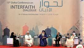 Conference on Interfaith Dialogue calls for preserving human dignity