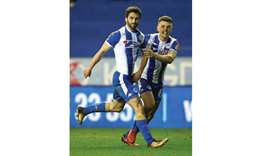 Wigan hero Grigg savours City triumph