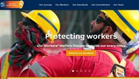 SC launches new Workers' Welfare website