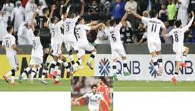 Bounedjah powers Al Sadd to second straight victory