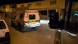 Six killed in attack on South Africa police station