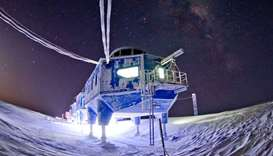 The British Antarctic Survey station Halley VI