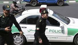Three more Iranian environmentalists arrested: website