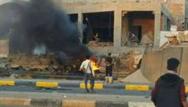 Dozens killed or wounded in south Yemen suicide attacks