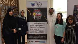 Road accident child victims account for nine percent of trauma patients : HMC