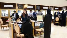 Qatar jewellery market continues to be buoyant