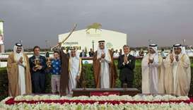 Emir's Sword Festival winners crowned
