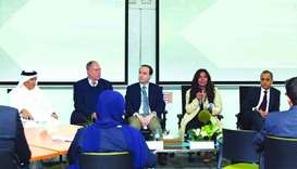 Experts discussed a wide array of topics that touched upon emerging challenges in the region as well