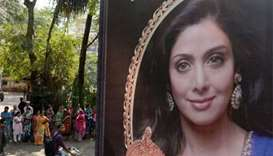 Indian superstar Sridevi died of 'accidental drowning'