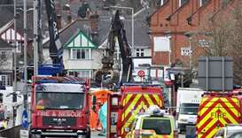 Death toll rises to five in Leicester explosion
