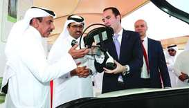 Qatar launches first electric car charging station project