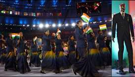 India women athletes
