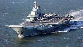 Aircraft Carrier, China