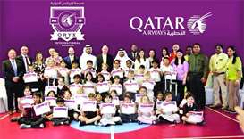 Qatar Airways holds its annual Fire Safety Week