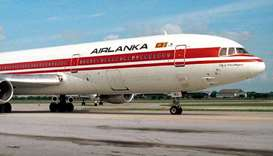 Sri Lanka probes corruption at national carrier