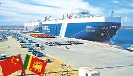 Sri Lanka trade with China