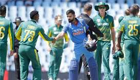 India cruise to victory as Chahal puts South Africa in a spin