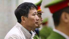 'Kidnapped' Vietnam exec gets second life sentence for graft