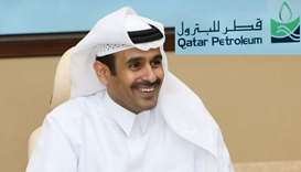 Saad Sherida Al-Kaabi, the President & CEO of Qatar Petroleum