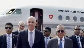 Swiss president pledges more than $12mn for Rohingya refugees