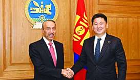 'Qatar-China relations developing constantly'