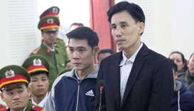 Vietnam activist jailed for 14 years over fish kill protests