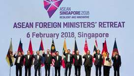 SE Asia ministers air concerns over Beijing's activities in South China Sea