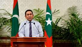 Maldives to hold presidential election on September 23