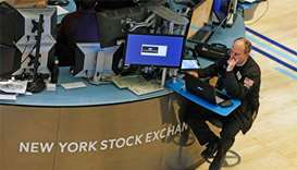 Global market panic recedes as Wall Street stems bleeding