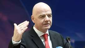 World Cup bidding process fair and transparent, says Infantino